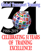 Global Transport Training Services Celebrates 31 Years of Training Excellence!
